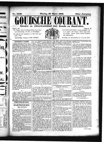 Goudsche Courant 1900-03-20