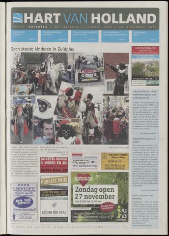 Hart van Holland - Editie Zuidplas 2011-11-23