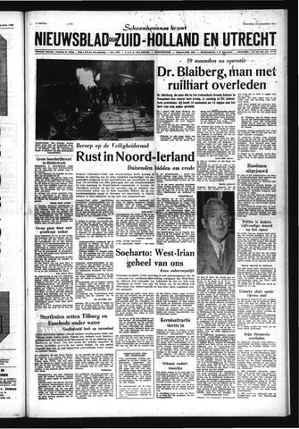 Schoonhovensche Courant 1969-08-18
