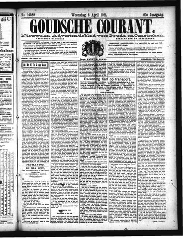 Goudsche Courant 1921-04-06