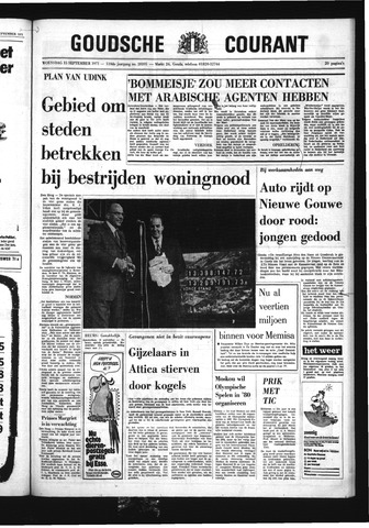 Goudsche Courant 1971-09-15
