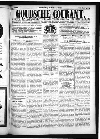 Goudsche Courant 1933-10-19