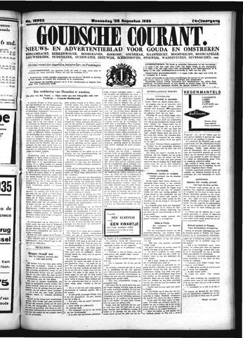 Goudsche Courant 1935-08-28