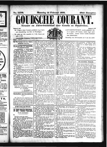 Goudsche Courant 1910-02-14