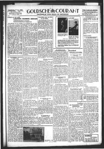 Goudsche Courant 1944-09-07