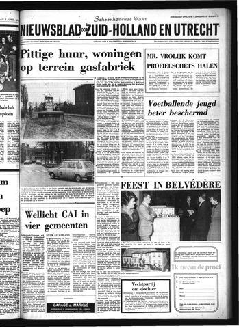 Schoonhovensche Courant 1976-04-07