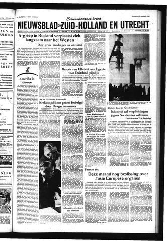 Schoonhovensche Courant 1965-02-03