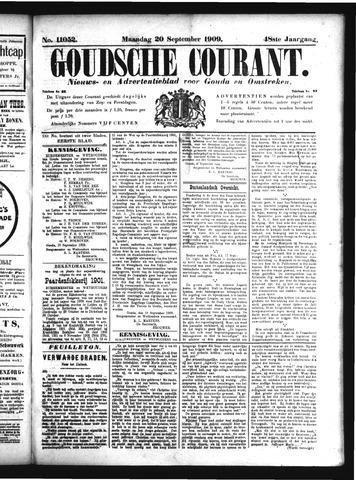 Goudsche Courant 1909-09-20