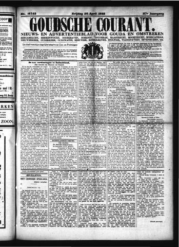 Goudsche Courant 1928-04-20