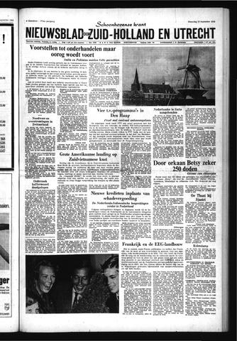 Schoonhovensche Courant 1965-09-13