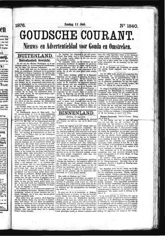 Goudsche Courant 1876-06-11