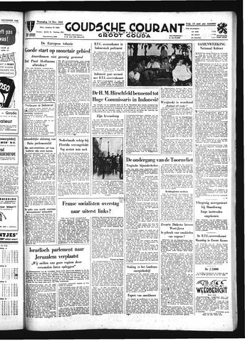 Goudsche Courant 1949-12-14