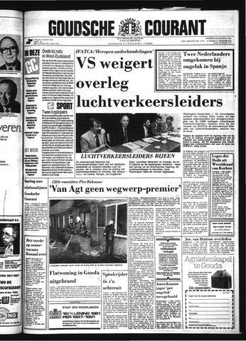 Goudsche Courant 1981-08-24