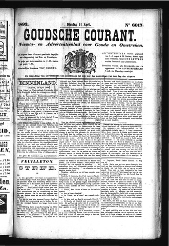 Goudsche Courant 1893-04-11