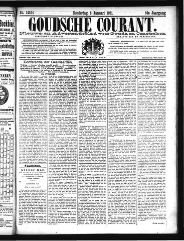 Goudsche Courant 1921-01-06