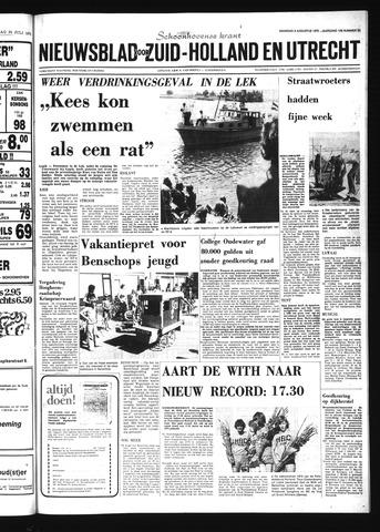 Schoonhovensche Courant 1975-08-04