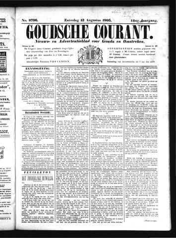 Goudsche Courant 1905-08-12