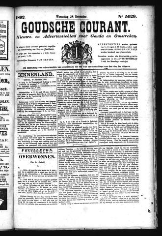 Goudsche Courant 1892-12-28