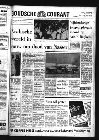 Goudsche Courant 1970-09-29