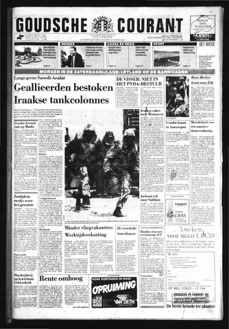 Goudsche Courant 1991-02-01