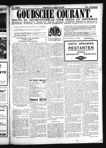 Goudsche Courant 1936-01-31