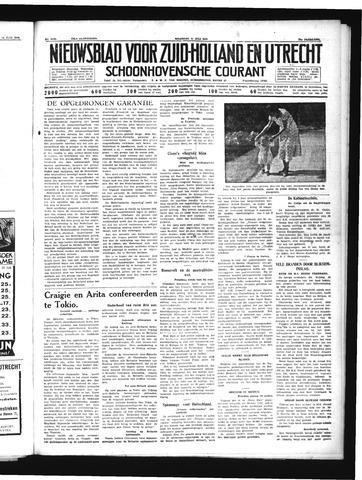 Schoonhovensche Courant 1939-07-17