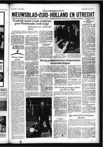 Schoonhovensche Courant 1964-09-23