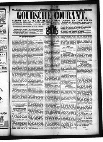 Goudsche Courant 1928-03-27