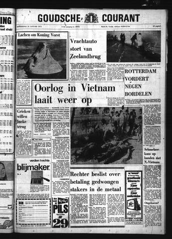 Goudsche Courant 1973-01-25