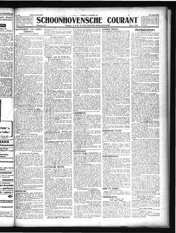 Schoonhovensche Courant 1943-10-01