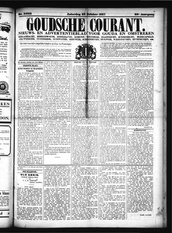 Goudsche Courant 1927-10-22
