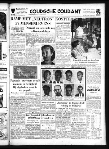 Goudsche Courant 1957-07-17