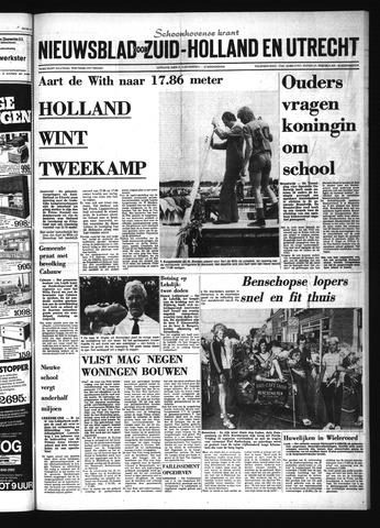 Schoonhovensche Courant 1975-08-25