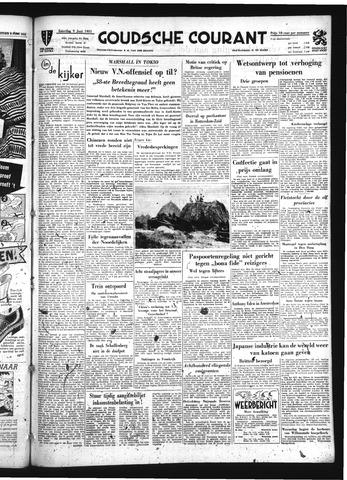 Goudsche Courant 1951-06-09