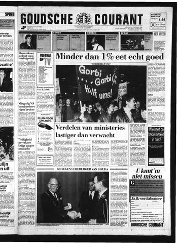Goudsche Courant 1989-10-31