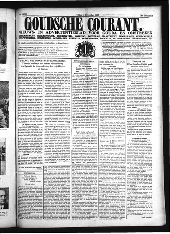 Goudsche Courant 1937-12-03