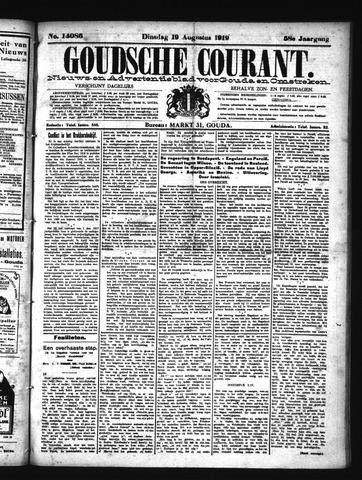 Goudsche Courant 1919-08-19