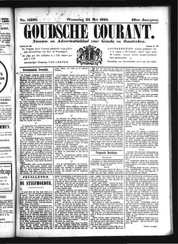 Goudsche Courant 1910-05-25