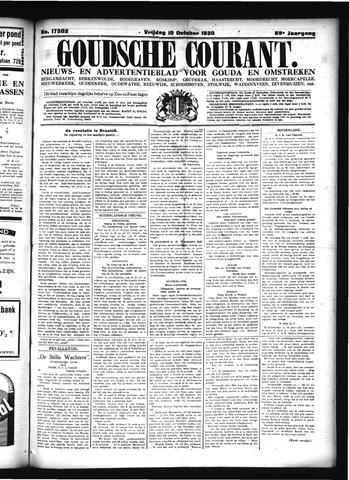 Goudsche Courant 1930-10-10