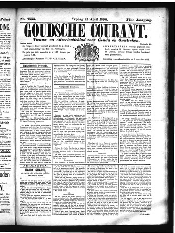 Goudsche Courant 1898-04-15