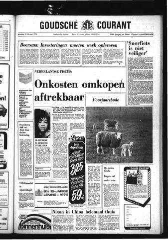 Goudsche Courant 1976-02-23