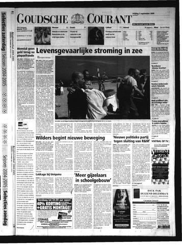 Goudsche Courant 2004-09-03