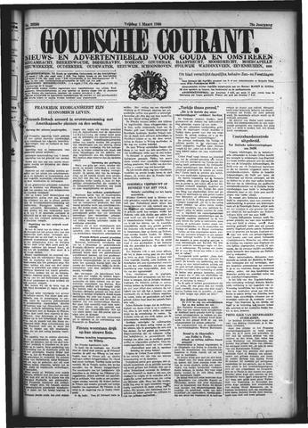 Goudsche Courant 1940-03-01