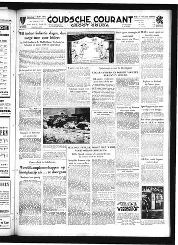 Goudsche Courant 1950-02-18
