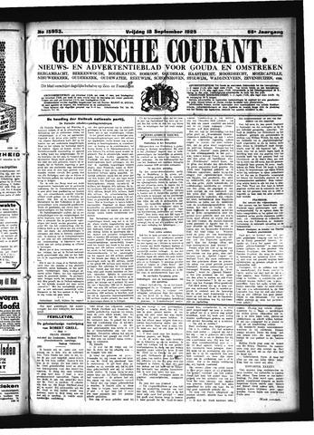 Goudsche Courant 1925-09-18
