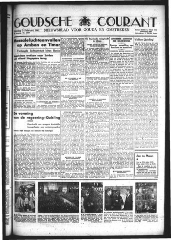 Goudsche Courant 1942-02-03