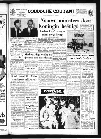 Goudsche Courant 1965-04-14
