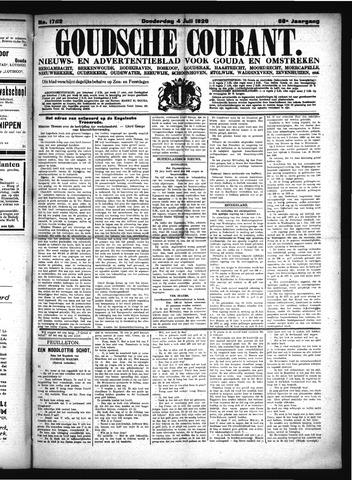 Goudsche Courant 1929-07-04