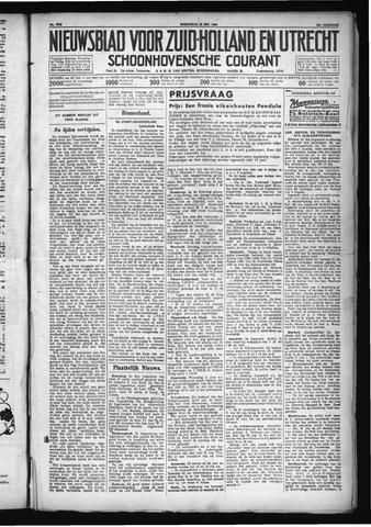 Schoonhovensche Courant 1930-05-28