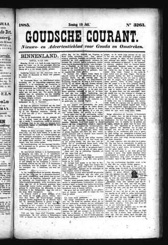 Goudsche Courant 1885-07-19